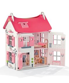 Look what I found on #zulily! Pink Mademoiselle Doll House #zulilyfinds