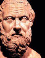 Mi amigo Herodoto era un historiador.
