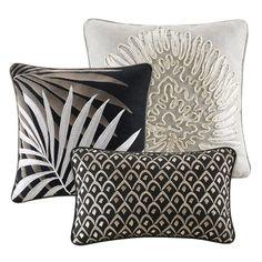 3 Piece Pine Manor Pillow Set