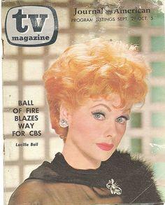 1963 TV Magazine by Lucy_Fan, via Flickr