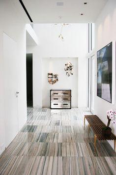 Cool floor tiles Unique Flooring, Wooden Flooring, Stone Flooring, Flooring Ideas, Hardwood