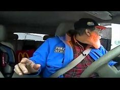 Traffic Reporter Goes On The Air While At The Drive-Thru | Sportsoutdoor - - http://www.sportsoutdoor.org/buffalo/8-facts-about-american-bison-you-need-to-know-pics/