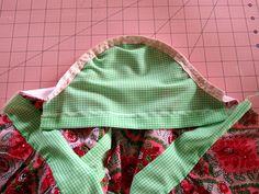 Finishing a Garment Without a Serger « Sew,Mama,Sew! Blog