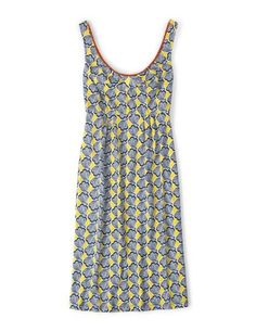 Claire Dress from Boden. This is the kind of dress I could live in all summer.