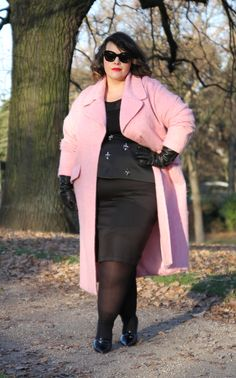 Le blog mode de Stéphanie Zwicky » Blog Archive » * Pink Coat *