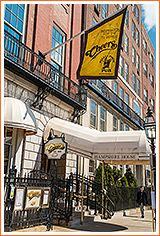 Places To Visit in Boston Cheers Restaurant