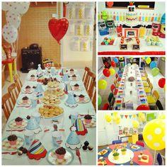 Organizar uma festa na escola pode ser uma boa alternativa para comemorar o aniversário do seu filho! Confira as dicas no blog da Organizando Eventos!