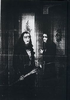 One of the greatest black metal bands in history mutiilation.