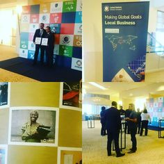 ATM UN Global Compact UAE Network 1st Anniversary: Putting SDGs into Action  #globalcompact #GlobalGoalsLocalBusiness #GlobalGoals #SDGs #makingadifference #sustainability #development #goals #business #un #uae #mydubai  @un @undp @ilo Re-post by Hold With Hope