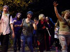 Zombies will roam the city during the Salem Zombie Walk on Oct. 22. (Photo: ANNA REED / Statesman Journal file)