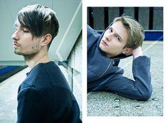 men collection - Gabriela Hezner designer  fot. Magdalena Kamieniec men casual wear , men outfit