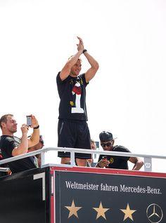 Mr. Nutella Deutschland Weltmeister 2014