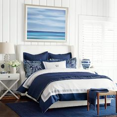 Taylor Bed & Headboard | Williams-Sonoma