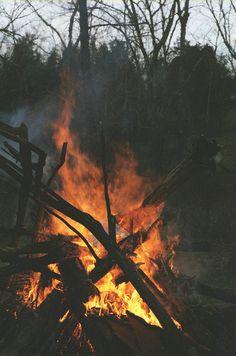 Fall Bonfires = Perfection