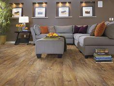 Shaw Luxury Vinyl Plank Floor Sumter Plank LS in color Tropic