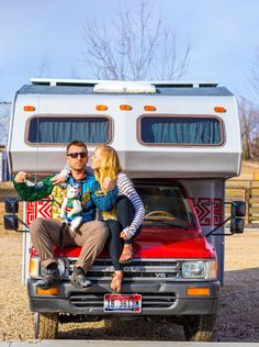 BLOG POST: Roll with Madison & Cees in a Toyota Motorhome