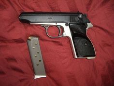 FÉG PA-63 is a semi-automatic pistol designed and manufactured by the FÉGARMY Arms Factory of Hungary. Chambered for the 9x18mm Makarov caliber.