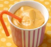 smoothie banane-mangue