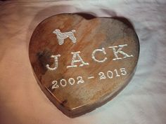 Check out Pet Memorial, Dog Memorial Stone, Free Shipping, Cat Memorial Stone on mountainartcasting