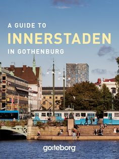 It's easy to explore central Gothenburg on foot and there are plenty of fun to see and do. From the large market hall and shopping streets Kungsgatan, Vallgatan and Södra Larmgatan to cafés and sights. #thisisgbg #gothenburg #sweden