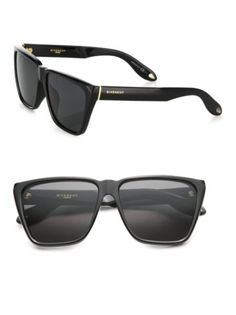 6b9a2d17d995 Givenchy - 55MM Acetate Angular Sunglasses Givenchy Sunglasses, Buy  Sunglasses, Stylish Sunglasses, Italian