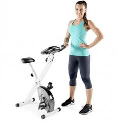 Buy Marcy Foldable Exercise Bike with Adjustable Resistance for Cardio Workout and Strength Training big discount! Only 10 days. Get your Marcy Foldable Exercise Bike with Adjustable Resistance for Cardio Workout and Strength Training now! Folding Exercise Bike, Best Exercise Bike, Upright Exercise Bike, Upright Bike, Exercise Bike Reviews, Exercise Cycle, Home Gym Equipment, No Equipment Workout, Workout Equipment