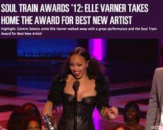 AND....Elle Varner is THE BEST NEW ARTIST!! Proud elephant <3 #ellevarner
