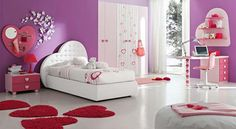 shared bedroom space teen girls - Google Search