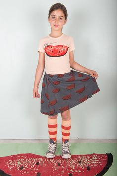 Skirt Watermelon - Bobo Choses