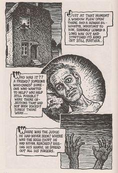 Robert Crumb-illustrated Introducing Kafka
