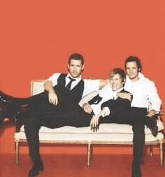 Marie Claire Australia | Revenge Cast || Barry Sloane | Gabriel Mann | Nick Wechsler ~ Behind the Scenes