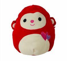Squishmallows Kelly Toy Red Monkey Maxwell Plush stuffed animal Pillow #Squishmallows