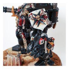Warhammer Paint, Warhammer 40k Art, Warhammer Models, Warhammer 40k Miniatures, Eternal Crusade, Deathwatch, Imperial Fist, Space Marine, My Images