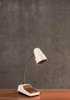 1,050 Baht // LAMP#001 RETRO WHITE LAMP