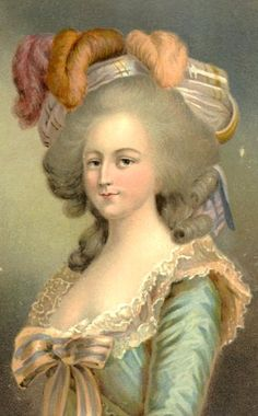 Marie Antoinette Portrait à la Marie Antoinette Julie Klein Board Marie Antoinette, Era Georgiana, Kaiser Franz, Rococo Fashion, Women's Fashion, French Royalty, French History, 18th Century Fashion, French Revolution