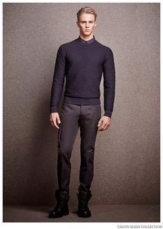 Calvin Klein Collection Goes Minimal for Pre Fall 2015