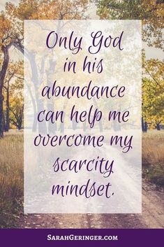 Feeling like you never have enough? That you're never good enough? God's #abundance can transform your thinking. #christianencouragement #spiritualgrowth #trustingingod #biblestudy #inspirational #christianliving Christian Post, Christian Marriage, Christian Living, Christian Faith, Women Of Faith, Faith In God, Inspirational Verses, Inspiring Quotes, Hope In Jesus