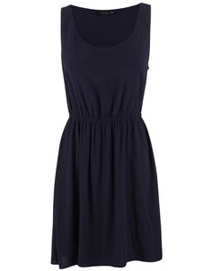 ONLY - Tmavě modré šaty  Nova - 1