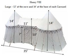 Medieval Fantasies Company is an authorized Dealer of Panther Primitives Medieval Tents and Pavilions. Medieval Fantasies Company, USA. Sells a wide variety of reproduction tents and offers a lot of information