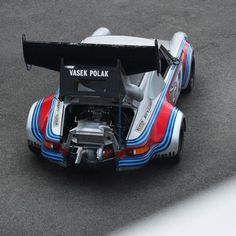 "radracerblog: ""Porsche 911 Martini Racing "" Fast enough for me"