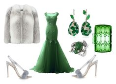"""Untitled #454"" by deirdre35 on Polyvore featuring Olgana, Arunashi, Effy Jewelry and Harrods"