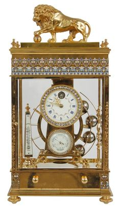OVER 1,000 VINTAGE ANTIQUE CLOCKS AND WATCHES – MANY OF THEM RARE, HIGHLY COLLECTIBLE TIMEPIECES –