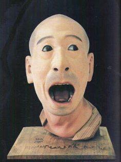 シマウマブログ: 江戸の超絶技巧・スーパーリアルな「生人形(いきにんぎょう)」