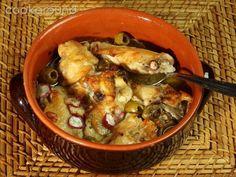 Pollo alle olive e ravanello: Ricette di Cookaround | Cookaround