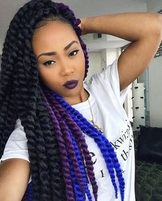 ... Crochet Braids on Pinterest Crochet Braids, Marley Hair and Braids