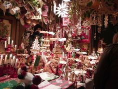 Historic Christmas Markets in Colmar,France