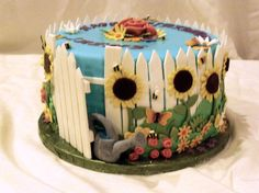 cakes with garden theme - Bing Images