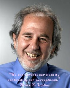 Bruce Lipton, author of Biology of Belief