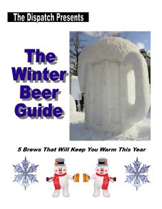 beers to warm you