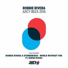Thank you Juicy Music for including A World Without You on your Ibiza 2016 compilation. Out now in all digital stores! http://fanlink.to/JuicyIbiza2016 #stonebridge #robbierivera #denisetivera #aworldwithoutyou #juicymusic #ibiza #skamartist #skamlife